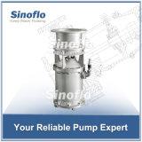 Pompe submersible de lame de grand de pompe de flux transfert électrique élevé de l'eau