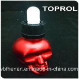 Toprol에 있는 E 액체를 위한 차가운 30ml 두개골 유리병