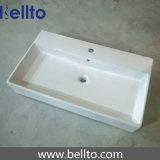 Pared Hung Wash Sink/Ceramic Bathroom Sink para Bathroom Accessories (3706)