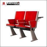 Leadcom лидирующее Upholstered School Student Chair и Desk для Lecture Ls-928yf