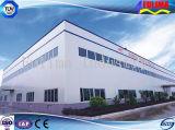 Structure métallique économique de construction préfabriquée pour l'atelier (FLM-020)