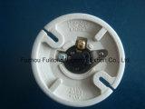 porcellana elencata Lampholer (F507-E-4EW) del cUL
