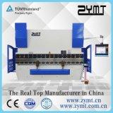 Máquina de dobra do CNC com controles de Delem Da52s