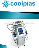 Le vide 3s de réduction de cellulites de perte de poids refroidissent la machine de salon de beauté de Cryolipo de poignée