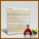 Artículo esmaltado porcelana barata de madera del azulejo de suelo del diseño de la venta de la manera