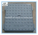 鋳鉄Dia 600X600のマンホールカバー(D400、C250、B125、A15)