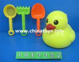 교육 아이 플라스틱 모형 DIY 바닷가 장난감, 여름은 (1014421)