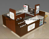 Kiosque préfabriqué de café de kiosque d'aliments de préparation rapide de fibre de verre de kiosques à vendre