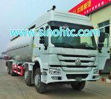 40cbm 8X4 HOWO 대량 시멘트 트럭