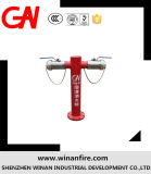 Schaumgummi-Hydrant/Feuer-Hydrant für Schaumgummi-Feuer-System