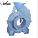 Areia Casting Centrifugal Pump Housing com Ductile Iron