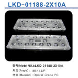 LED Street Light/Lamp Module Lens con 20 (2*10) LED di Philips Lumileds