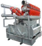 De Reinigingsmachine van de modder voor het Boren van de Controle van Vaste lichamen