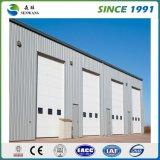 Edifício de construção de estrutura de aço de alta qualidade e instalação rápida