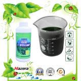 Fertilizante verde do extrato da alga com matéria orgânica
