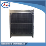 12V190-800kw-4: Jichai 발전기 세트를 위한 물 방열기