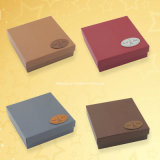 Популярная коробка подарка венчания картона печатание (FAXH0005)