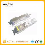 Sm, de fibra doble, 10-120km, transceptor óptico 1,25 g, módulo óptico Gigabit SFP
