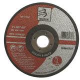Deprimido disco de corte Centro de aço inoxidável 115X1.0X22.2