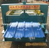 Pain de panneau de toit de tuile de trapèze formant la machine (XH840)