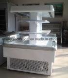 Mini réfrigérateur de tête de plugin pour des systèmes de supermarché