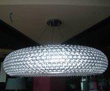 Светильник лоббиа проекта гостиницы большой акриловый вися (D800234)