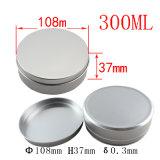 300ml 알루미늄 장식용 크림 단지 (NAL0109)