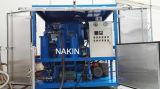 湿気、ガスおよび粒子の変圧器の油純化器、トレーラーのタイプ絶縁オイル浄化を除去しなさい