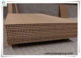 Le faisceau du carton creux plat de faisceau