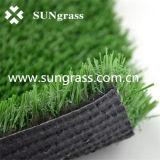 Grama sintética não preenchida do esporte para o futebol (SUNJ-AL00028)