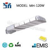 Straßenlaterne-Licht des Leistungs-wasserdichtes Cer-IP65 u. RoHS 120W LED