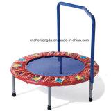 Складные Rebounder/Trampoline пригодности диаметра 40-Inch с регулируемой стабилностью Bar14