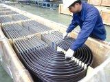Tubo de aço inoxidável para trocador de calor Cy
