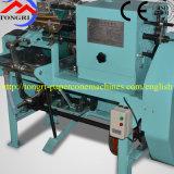 Eficacia alta/tubo de papel automático de la operación fácil que aspa y que pega la máquina