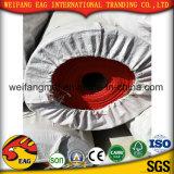 Estera anti del caucho del resbalón de la espuma del PVC