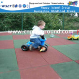 Playground piso de borracha Mat sobre Stock (HD-21202)