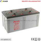 fuente de batería solar del gel de la batería del AGM de la UPS 2V1000ah