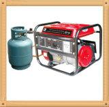 2kw bajo ruido Generador GLP para uso en el hogar con el CE