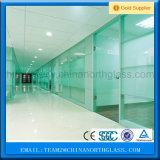 建物ガラスのための3mm 4mm 5mm 6mm 10mm 12mm 15mm 19mmの緩和されたガラスの価格