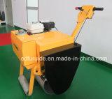 Compactador de solo vibratório manual Single Roller Walk Behind (FYL-600)