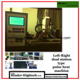 Machine de soudure de barre chaude de la chaleur de pouls avec la plate-forme de x/y de réglage