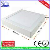 установленное 12W вниз квадрата СИД/потолочное освещение/светильник