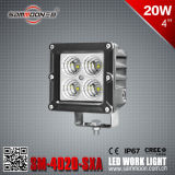 4 Inch 20W (4PCS*5W) CREE LED Car Work Light für Schwer-Aufgabe Vehicles (SM-4020-SXA)