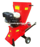 diâmetro máximo 70mm da estaca do Shredder 9HP Chipper Chipper/de madeira