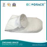 Filtro resistente all'acido dal liquido del sacchetto filtro del tessuto del poliestere