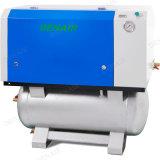 A C.A. lubrific o tipo combinado de refrigeração ar compressor do parafuso de ar (a extremidade do ar de Ghh)