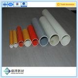 Constructeur rond rond rond de pipe de la pipe GRP de la pipe FRP du tube FRP de fibre de verre du tube GRP de tube de fibre de verre de cavité de fibre de verre ronde ronde ronde ronde de tube