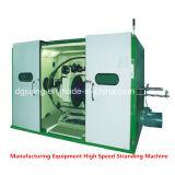 encalhamento de alta velocidade do cabo 1000p que torce a máquina da fabricação de cabos da máquina