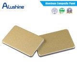 PVDF/PE met een laag bedekte Prijs/de Buiten Samengestelde Comités van het Aluminium van de Muur