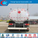 Caminhão de petroleiro do combustível de óleo cru do caminhão de tanque 26cbm do transporte do óleo de Foton 28cbm 30cbm